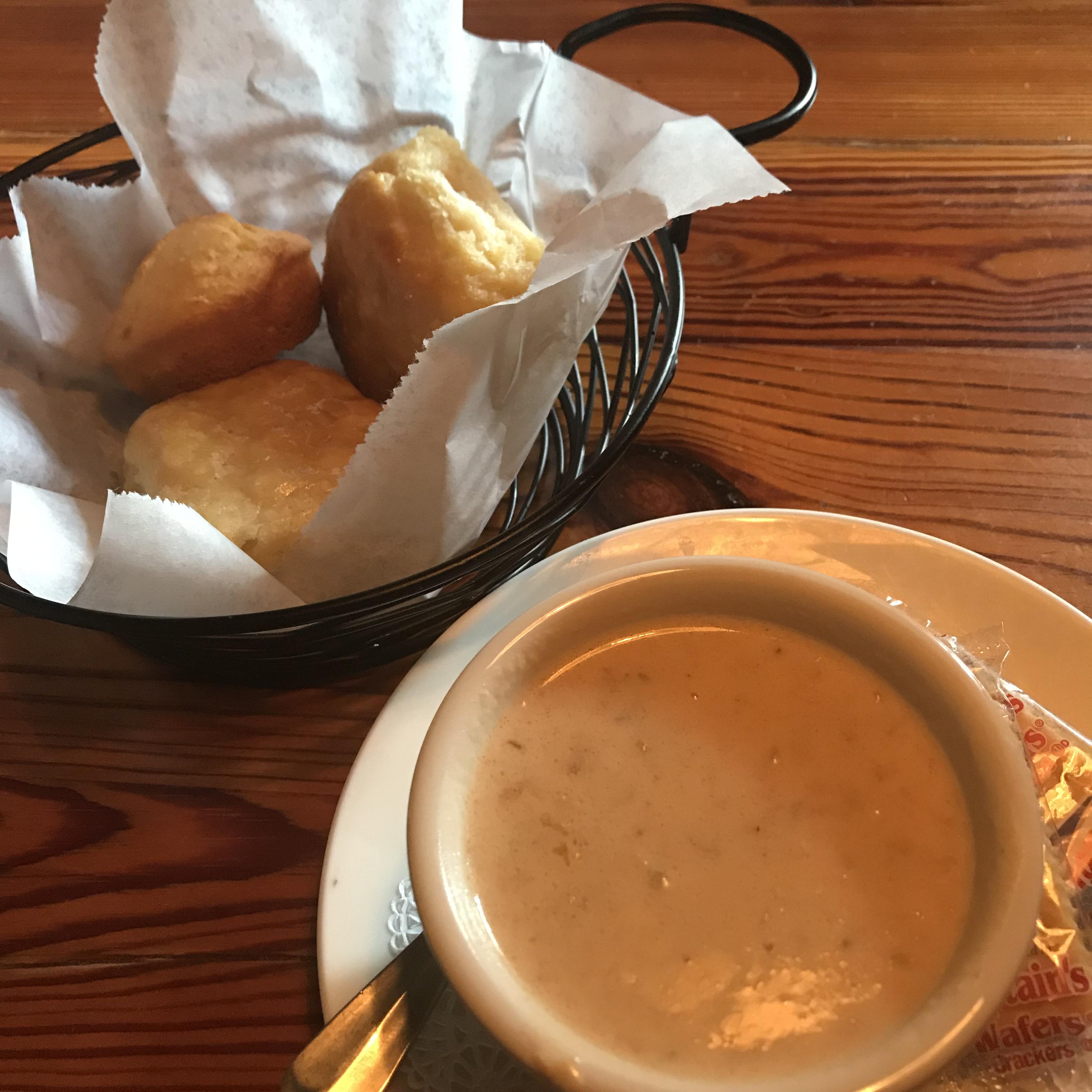 Long Weekend in Savannah: Crab Soup